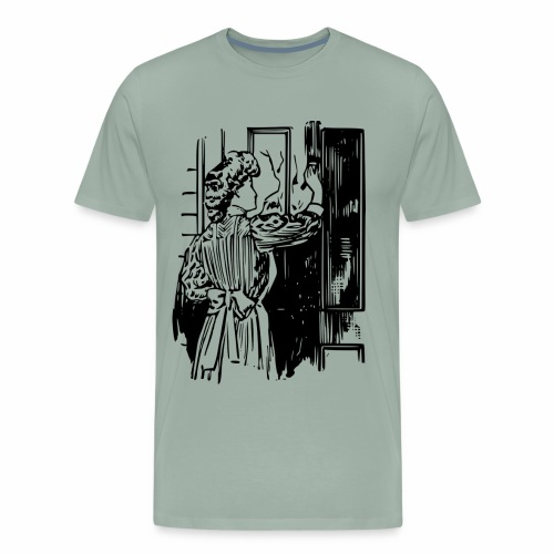 THE GOD - Men's Premium T-Shirt