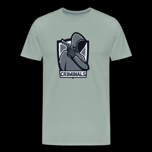Criminals OG Logo - Men's Premium T-Shirt