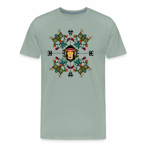 Mississippi Hippie - Men's Premium T-Shirt