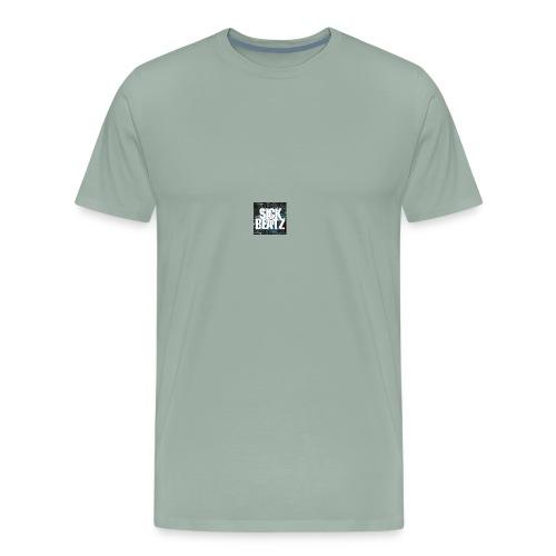 sick beatz - Men's Premium T-Shirt