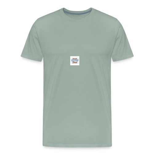 Coolest Dad - Men's Premium T-Shirt