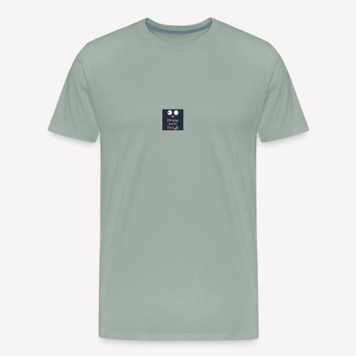 Proud to be weird - Men's Premium T-Shirt