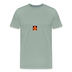 Fiery girls Rule - Men's Premium T-Shirt