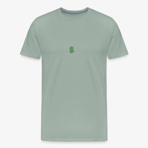 dolar - Men's Premium T-Shirt