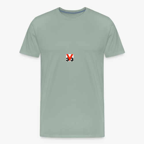 Mini Logo - Men's Premium T-Shirt