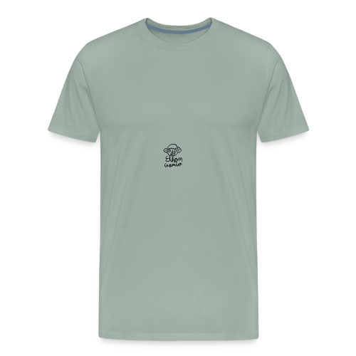 hand drawn merch - Men's Premium T-Shirt
