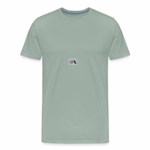 penguin fam - Men's Premium T-Shirt
