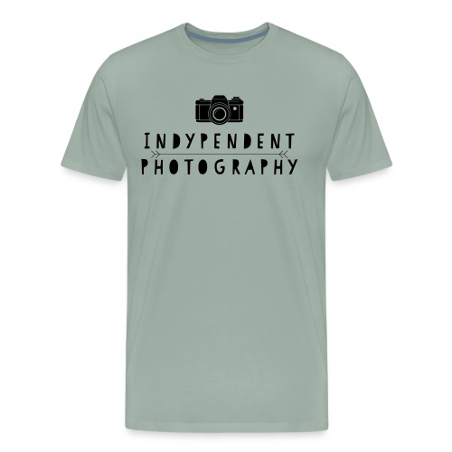 Photography logo - Men's Premium T-Shirt