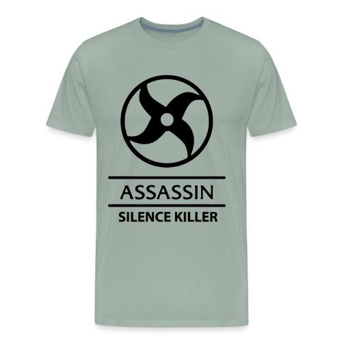 Assassin Black - Men's Premium T-Shirt