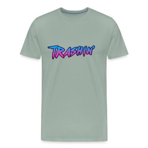 TRASHIN BIGFRONT - Men's Premium T-Shirt