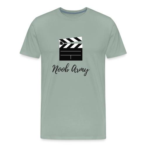 Noob Army - Men's Premium T-Shirt
