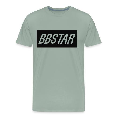 bbstarlogo - Men's Premium T-Shirt