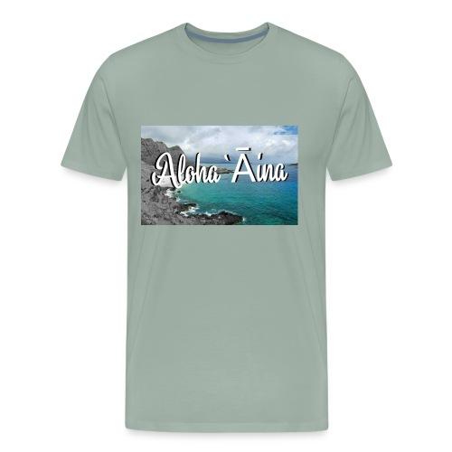 Aloha `Āina - Men's Premium T-Shirt