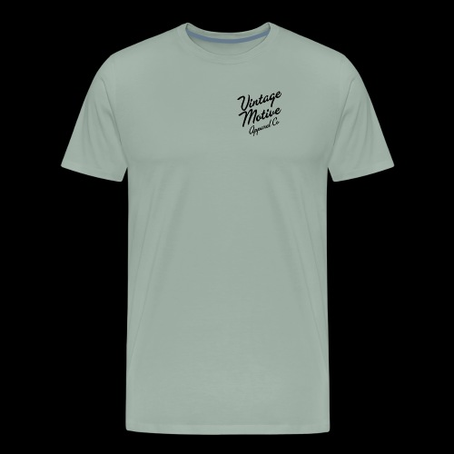 VintageMotive Pocket Logo - Men's Premium T-Shirt