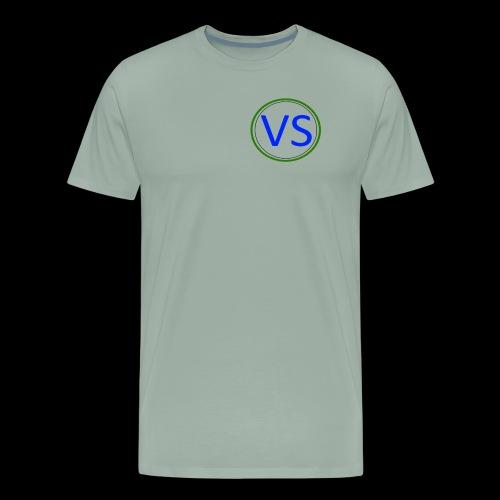 VS Logo - Men's Premium T-Shirt