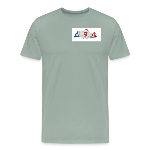 CLOUDN9NE - Men's Premium T-Shirt