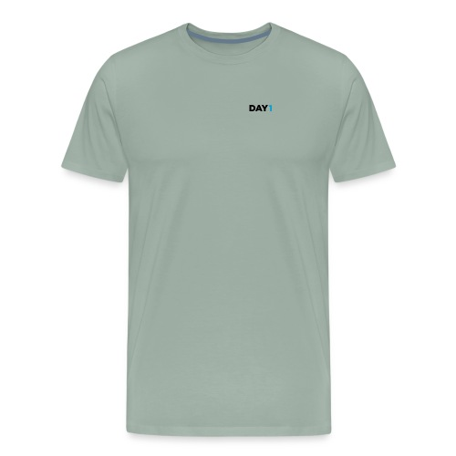 DAY1 Logo - Men's Premium T-Shirt