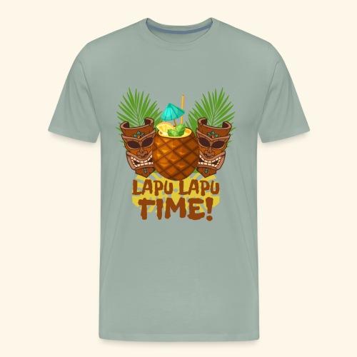 Lapu Lapu Time! - Men's Premium T-Shirt