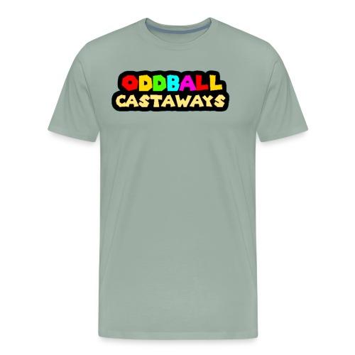 Oddball Castaways logo - Men's Premium T-Shirt