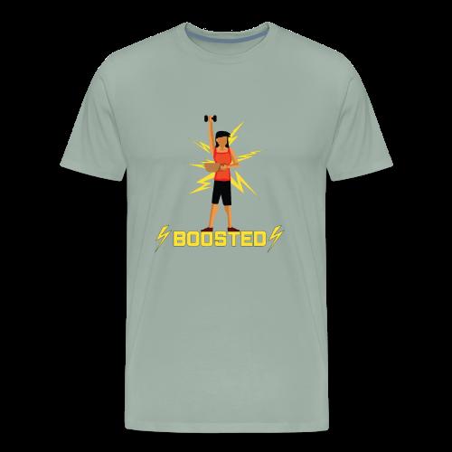 ⚡BOOSTED⚡ - Men's Premium T-Shirt