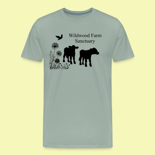 Cows - Men's Premium T-Shirt