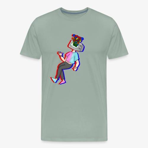 tv - Men's Premium T-Shirt