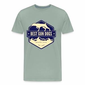 logo color - Men's Premium T-Shirt