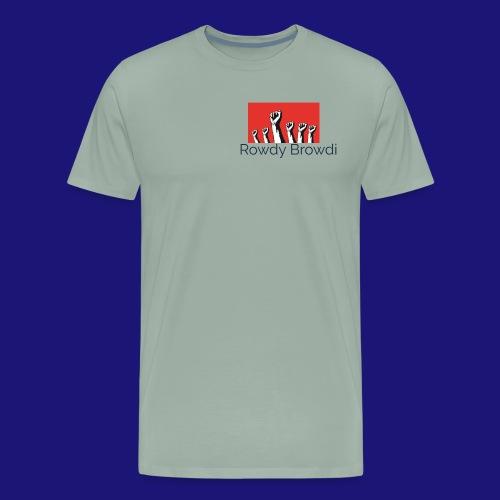 Rowdy Peace Browdi - Men's Premium T-Shirt