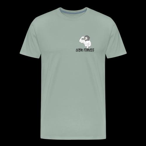 LEONFITNESS - Men's Premium T-Shirt