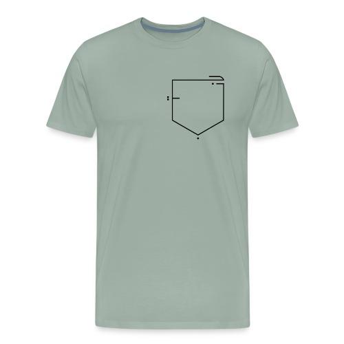 poche جيب - Men's Premium T-Shirt