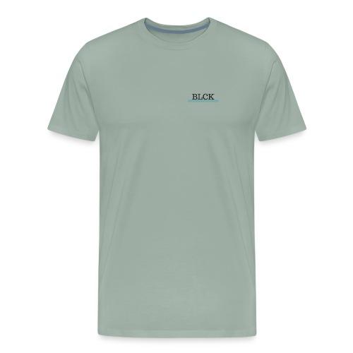 BLCK - Men's Premium T-Shirt