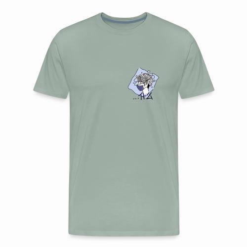 ...what - Men's Premium T-Shirt
