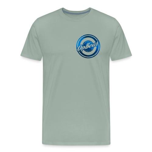 Blue Cubes - Men's Premium T-Shirt