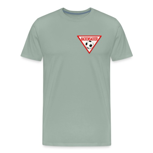 HackenSacker Official Gear - Men's Premium T-Shirt