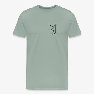 Messy Supply Urban Logo - Men's Premium T-Shirt