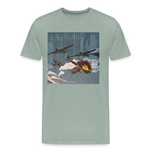 DOGFIGHT - Men's Premium T-Shirt