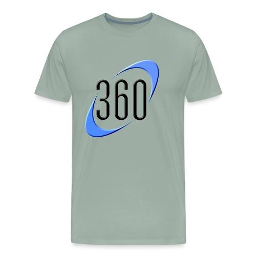 360 The Logo! - Men's Premium T-Shirt