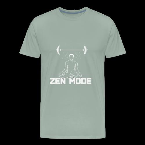 Zen Mode - Men's Premium T-Shirt