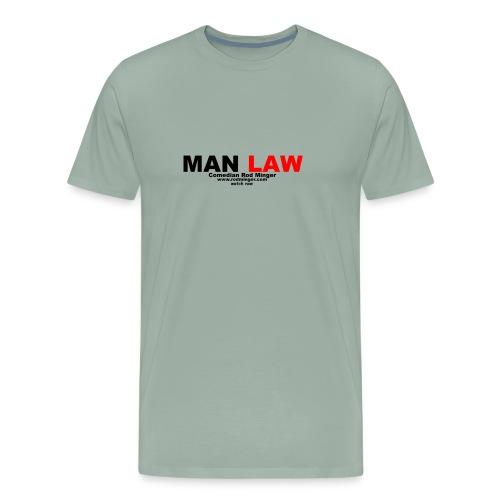 MAN LAW - Men's Premium T-Shirt