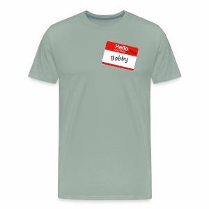 Isn't Merchandise - Men's Premium T-Shirt