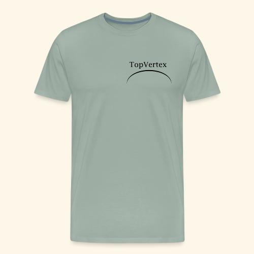 TopVertex - Men's Premium T-Shirt
