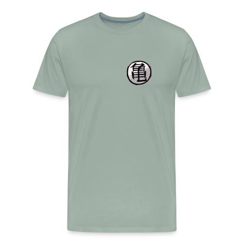 goku symbol tshirt - Men's Premium T-Shirt
