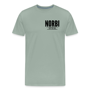 NORBI Official logo - Men's Premium T-Shirt