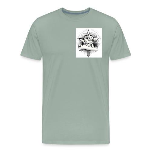 Resistance - Men's Premium T-Shirt