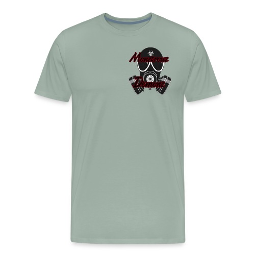 new monztrouz demonz logo - Men's Premium T-Shirt