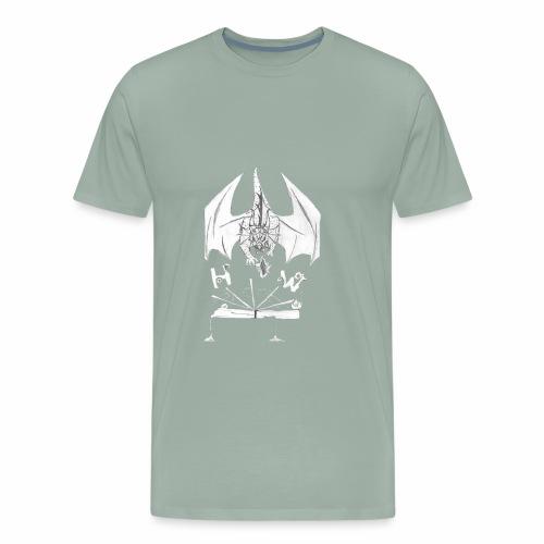 I Hate Homework - Men's Premium T-Shirt