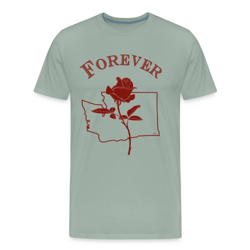 Forever wa - Men's Premium T-Shirt