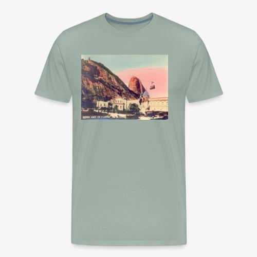 Sugarloaf Rio de Janeiro - Men's Premium T-Shirt