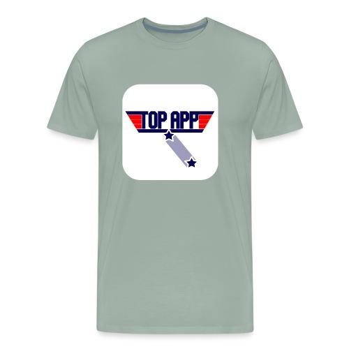 TOP APP - Men's Premium T-Shirt
