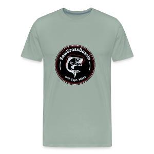 SawGrassBassin SWAG - Men's Premium T-Shirt